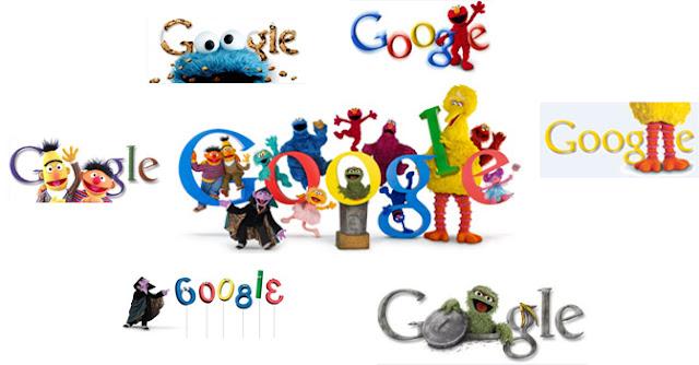 Google commemora el 40 aniversario de Barrio Sésamo, 2009