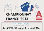 Championnat de France 2014 - LA BAULE