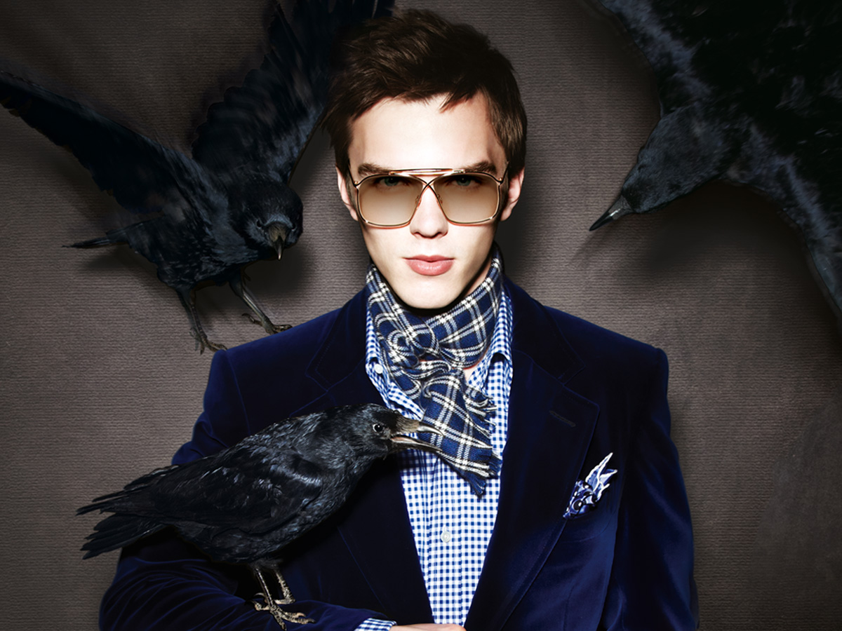 Nicholas Hoult New Wallpapers In 2012 All About Hollywood