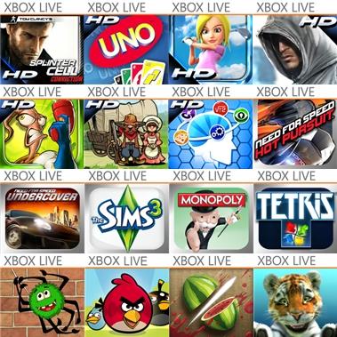 TOP 20 Games para os Nokia Lumia com Windows Phone