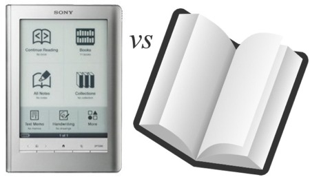 ebooks vs. textbooks essay Ebooks are here to stay because digital is, and quite shortly we'll stop having this debate about paper vs ebooks because it will no longer make a lot of sense by the same token, paper has a .