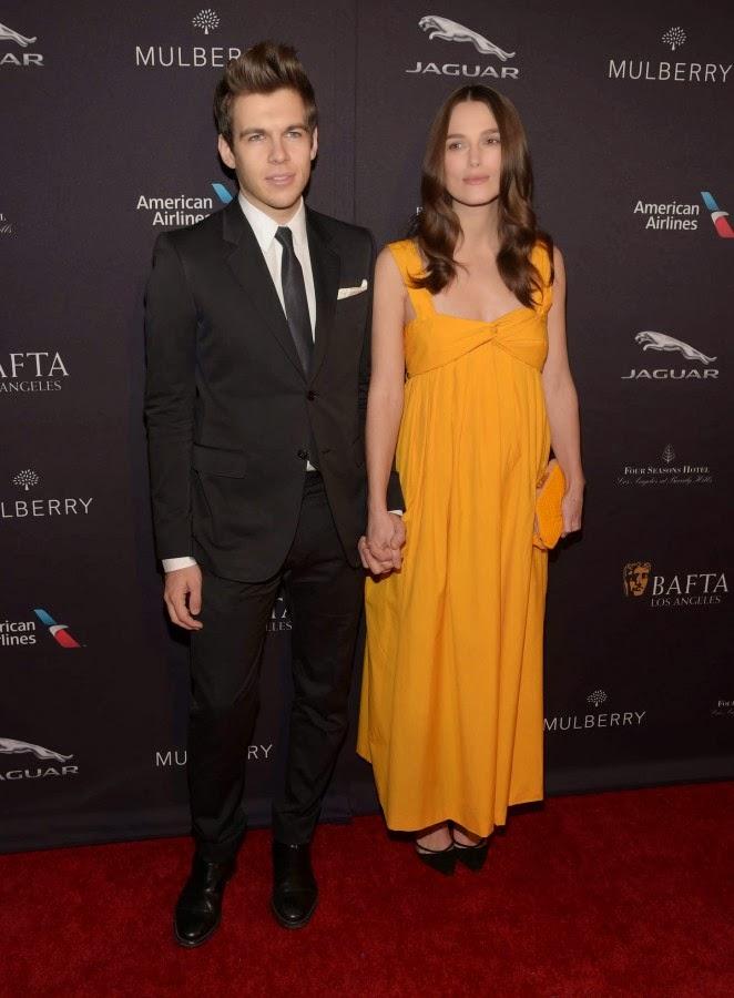 Keira Knightley: 2015 BAFTA LA Tea Party