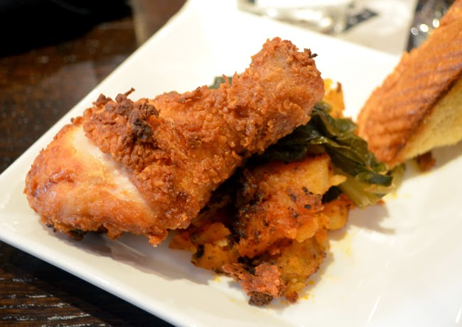 Peachtree Food Tour, Chicken & Bubbly