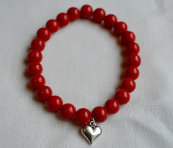 """With All Your Heart"" CHD awareness Bracelet Sale"