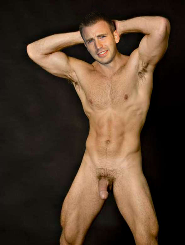 Chris evans naked pictures