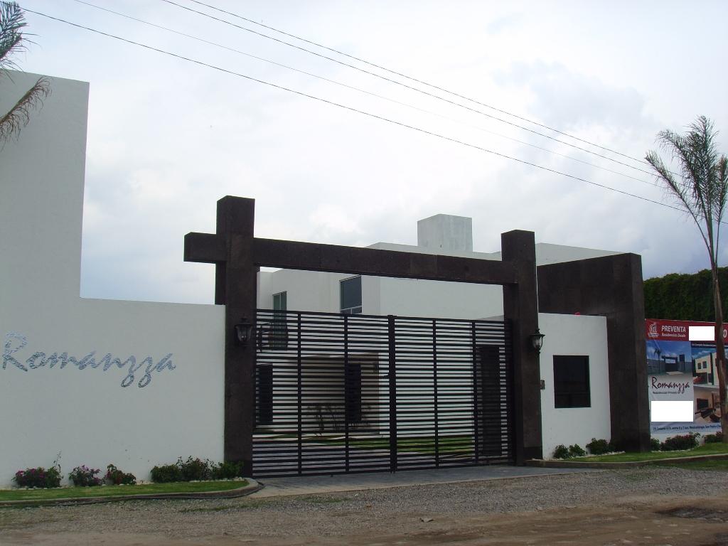 Inmobiliaria marken fraccionamiento romanza ultima casa for Casa minimalista fraccionamiento