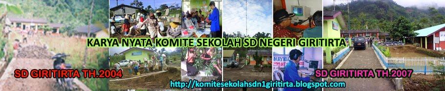 Komite Sekolah SD Negeri Giritirta