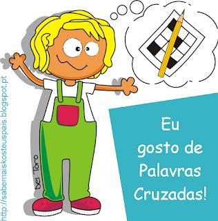 Sabe Mais k(que) os Teus Pais - Palavras Cruzadas Paulo Freixinho
