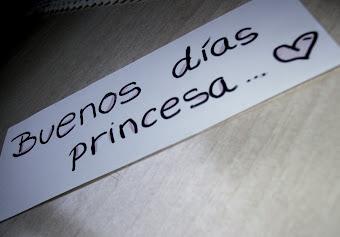 solo pienso en ti, princesa. /