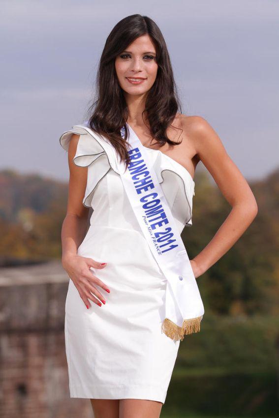 Miss franche-comte-Andrea Vannier