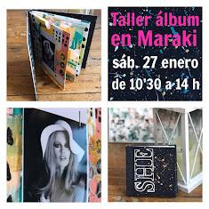 "MarakiScrap Reus                                                       Álbum ""SHE"""