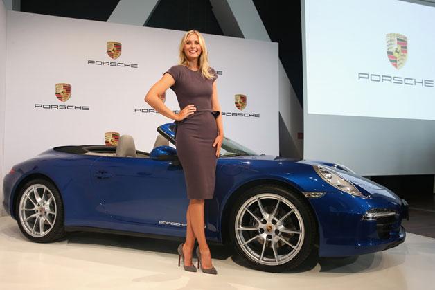 ambassador car new releaseTennis star Maria Sharapova becomes brand ambassador of Stuttgart