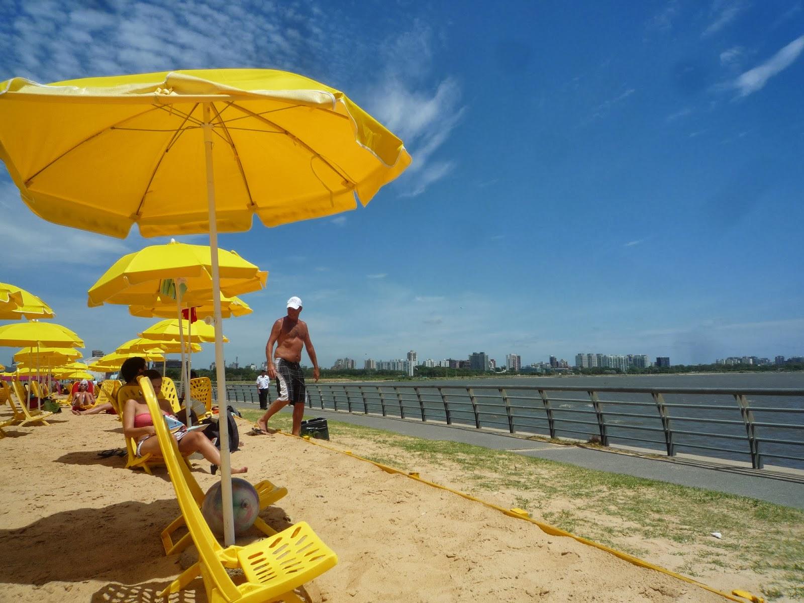 Playa de Buenos Aires