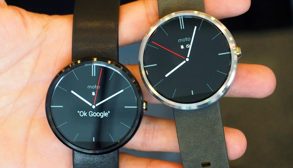 Moto 360 working with iphone