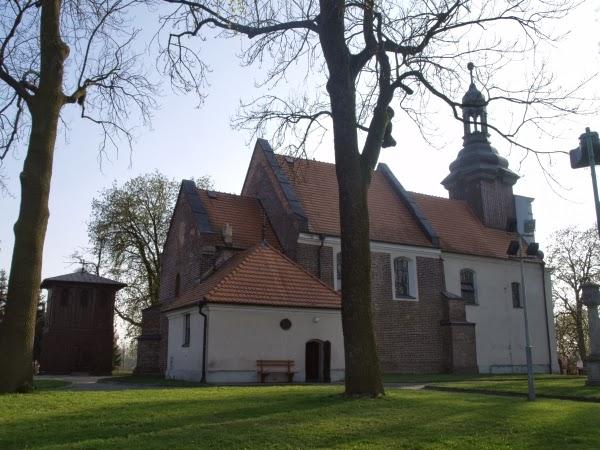 Kościół Narodzenia Najświętszej Marii Panny (fot. Adam Kaźmierczak)