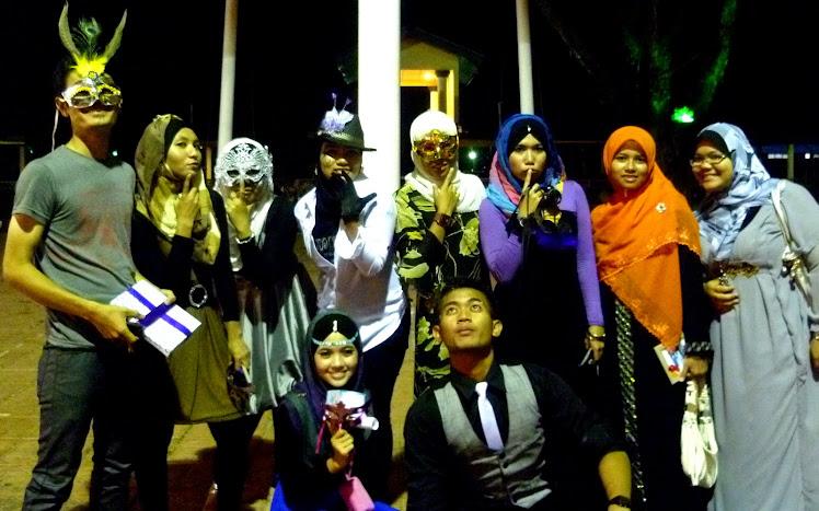~masquerade party~