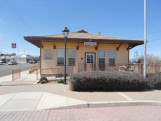 benson arizona train station
