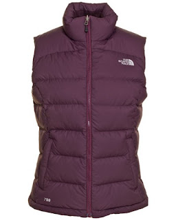 nuptse vest baroque purple   94810.1342966156.1000.1000 The North Face Gilet