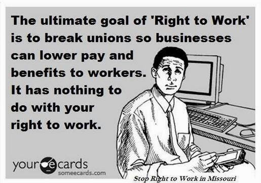 Truth of Right to Work