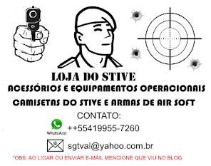 LOJA DO STIVE - POR TELEFONE OU E-MAIL