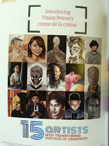 15 Artists For Vision Petron 15th Year