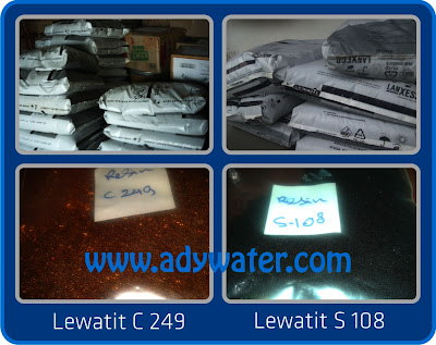 Jual Resin Lewatit, Distributor Resin Lewatit