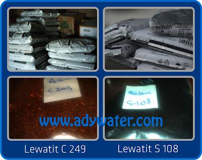 Jual Resin Lewatit, Distributor Resin Lewatit