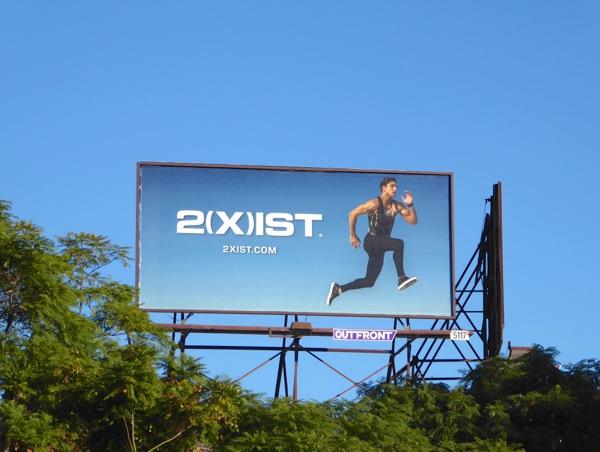 2Xist activegear FW15 billboard