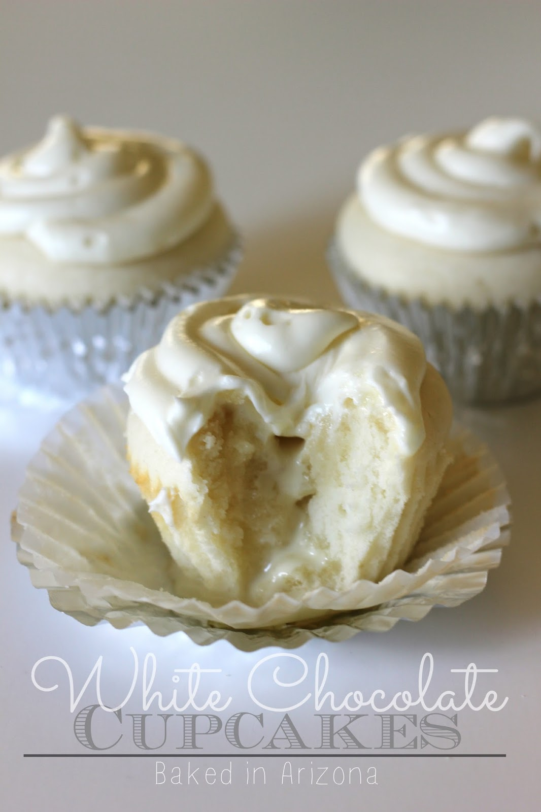 White Chocolate Cake Or Cupcakes Recipes — Dishmaps