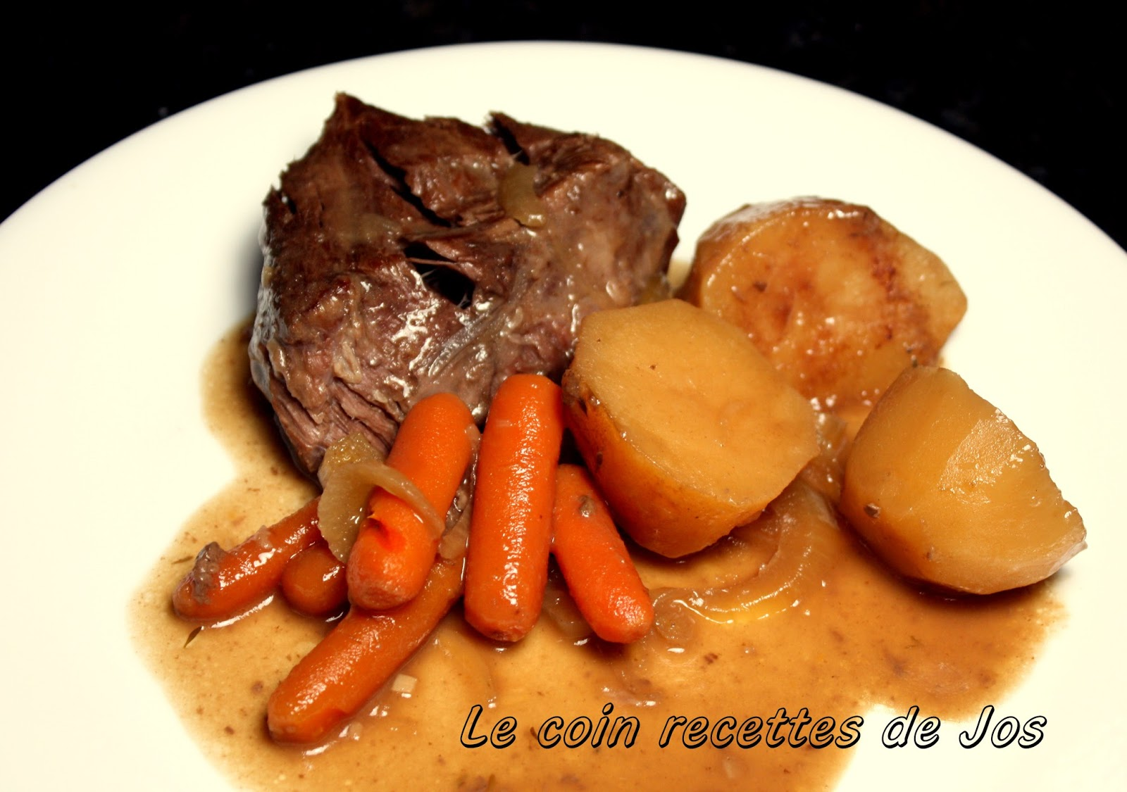 Mijoteuse roti de palette ricardo - Ricardo cuisine mijoteuse ...