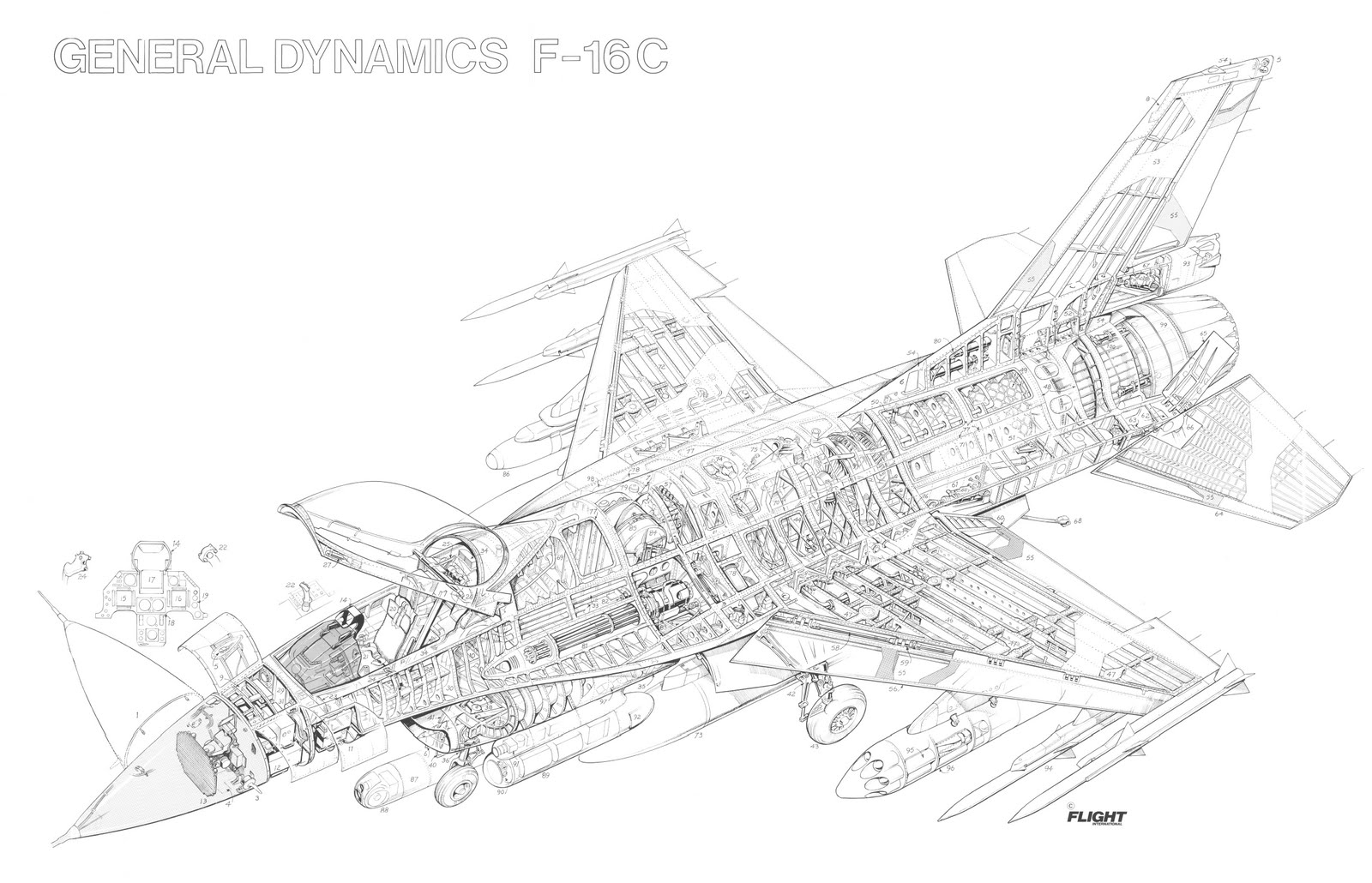 weapons technology  general dynamics f
