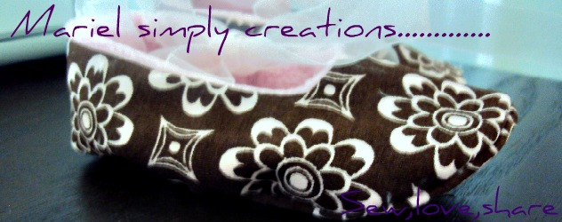 mariel simply creations