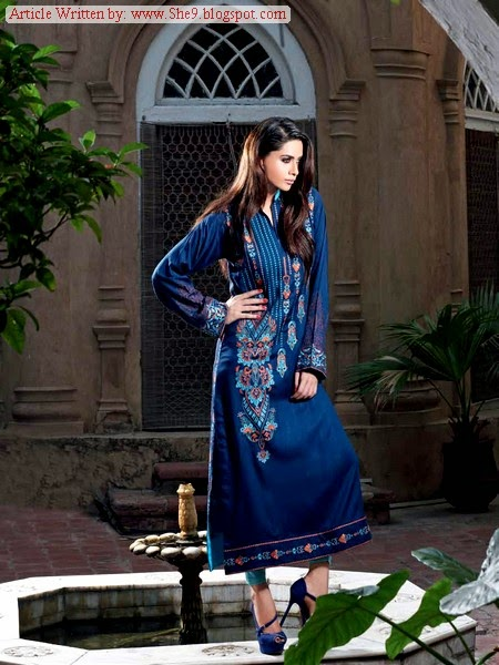 Single Print Dress Collection by Gul Ahmed