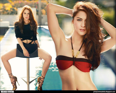 Marian Rivera In FHM 1