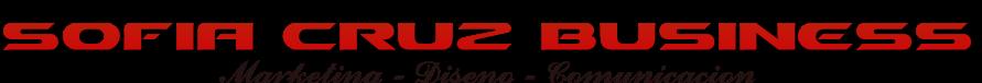 Sofía Cruz Business: Marketing - Diseño - Imagen - Comunicación. Posicionamos su Marca y Empresa