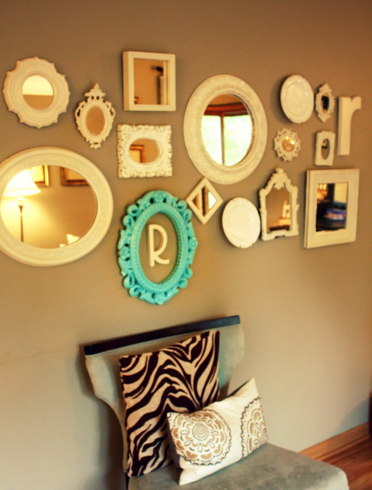 Let\'s Rethink Wall Decor | I\'m A Lazy Mom
