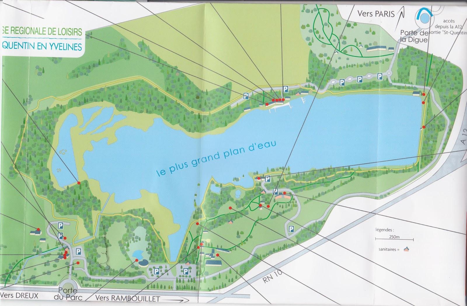 Adeve loisirs base nautique st quentin en yvelines for Centre de loisirs yvelines
