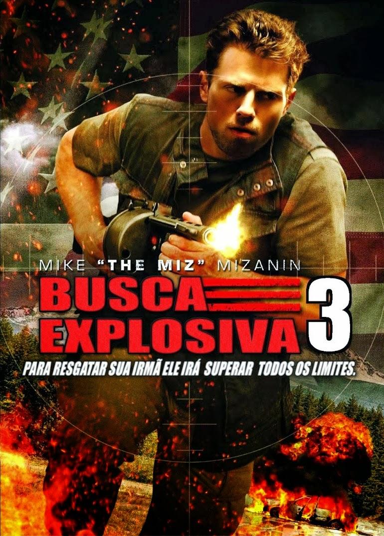 Busca Explosiva 3 – Dublado (2013)