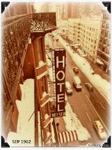 Vintage Hotel Chelsea Rooms