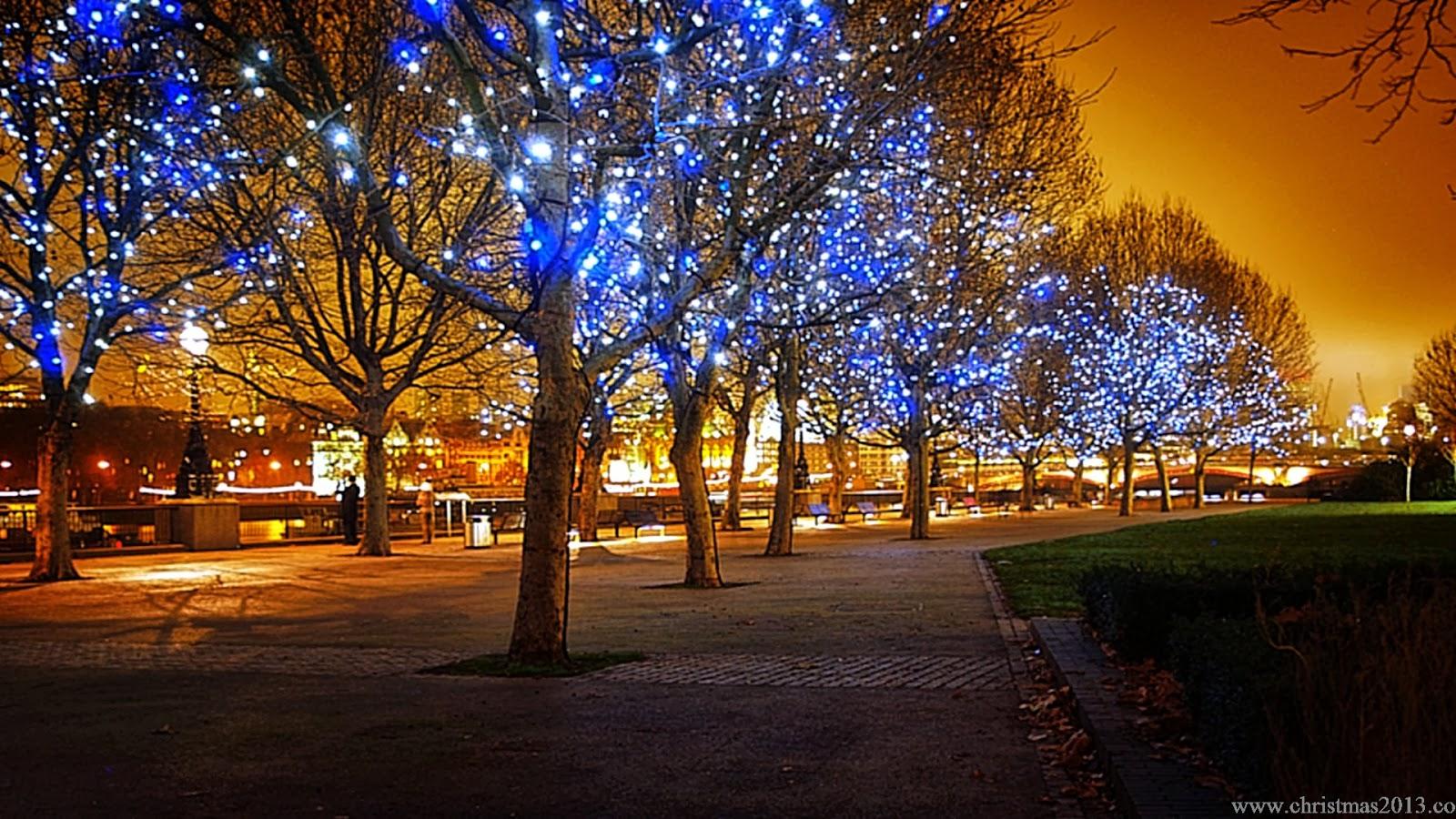 Christmas Light Decoration Ideas 2014