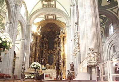 Catedral Metropolitana - Mexico City