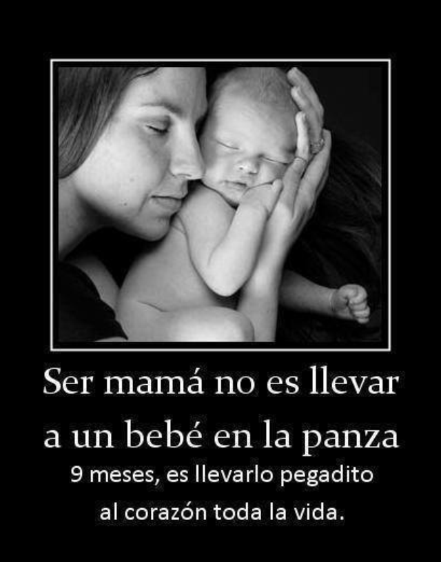 Reflexion Sobre Las Madres | Imagenes Con Frases Sobre Las Mamas