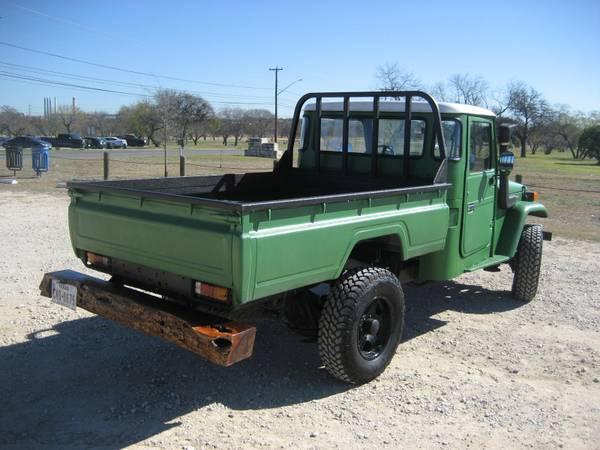 1985 Toyota Land Cruiser HJ45   Auto Restorationice