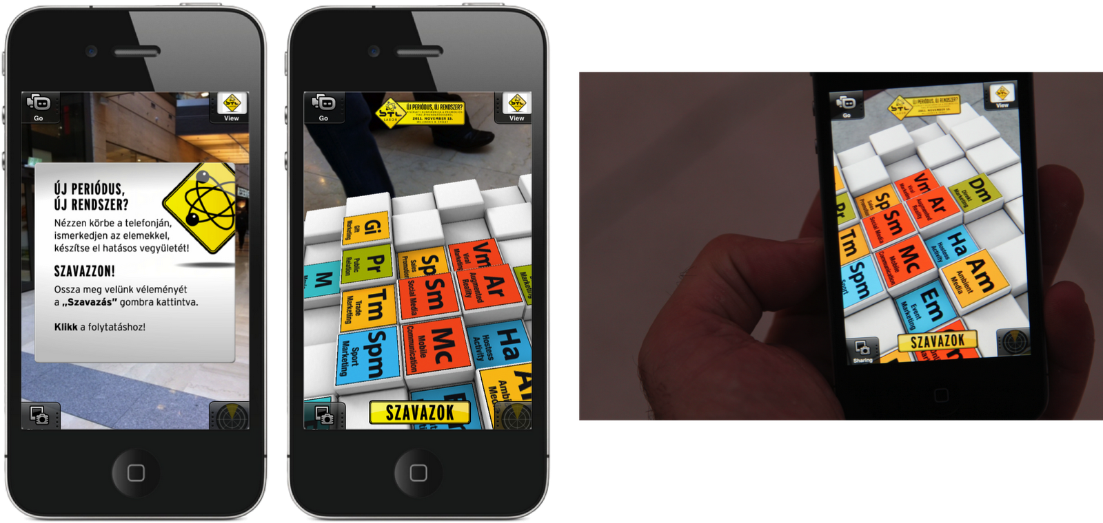 3d periodic table arworks worldwide augmented reality and other 3d model urtaz Choice Image