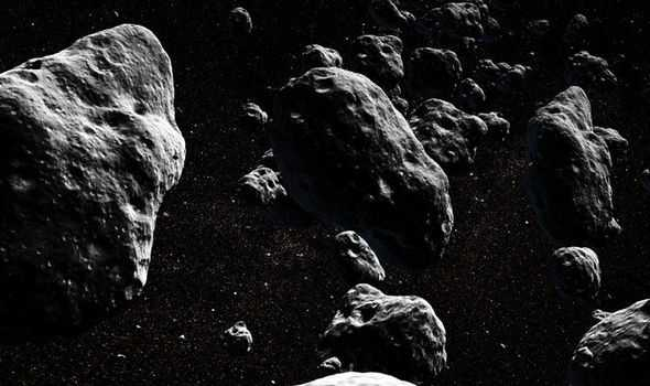 SIX Giant Asteroids Are Coming Our Way As Some Insist World Will End In The Coming Days Ahead