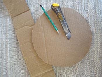Como fazer uma cesta de Páscoa com caixa de leite