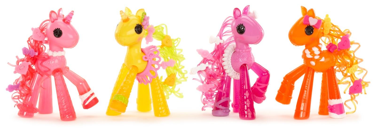 Lalaloopsy Ponies