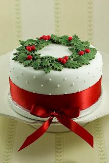 Tortas de Navidad con Santa, parte 2