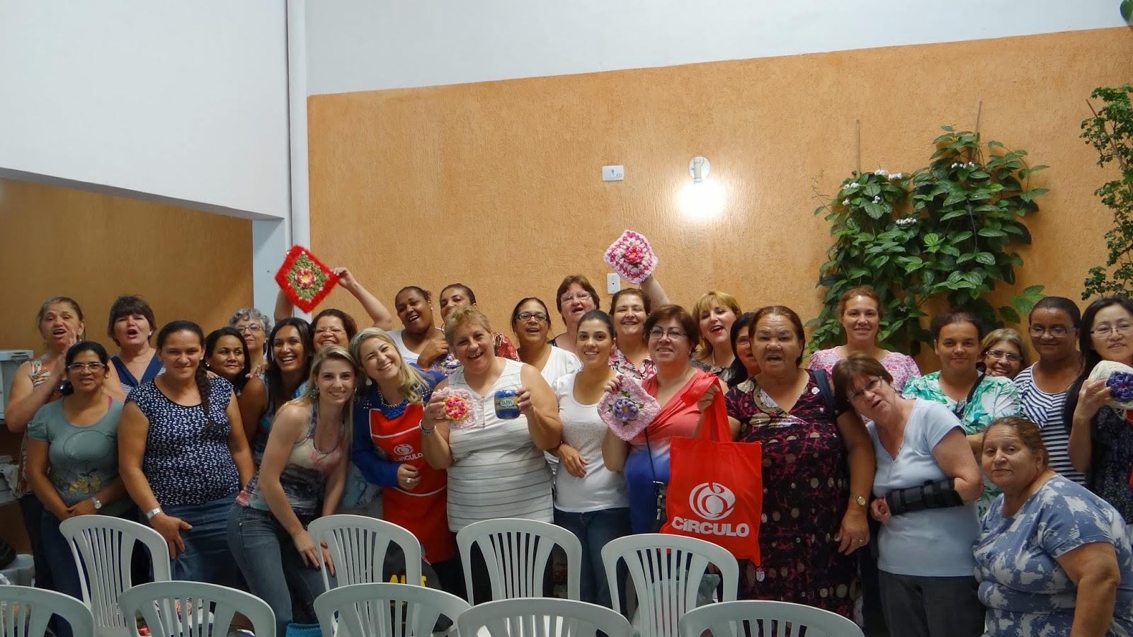 Workshops da Professora Simone | Ateliê do Barbante