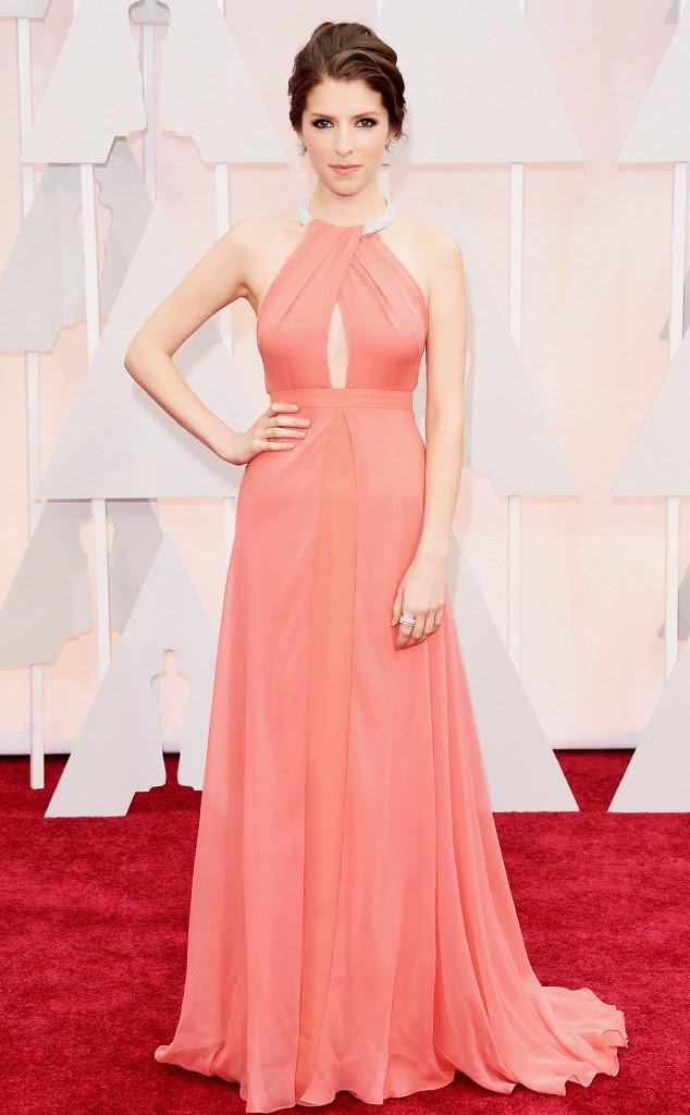 Anna Kendrick Academy Awards 2015 Oscars